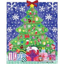michael storrings tree advent calendar galison