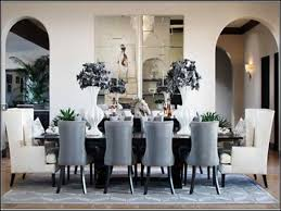 dining room gray tufted dining chairs cloth dining room chairs