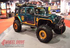 sema jeep yj 2010 jeep wrangler iii jk u2013 pictures information and specs