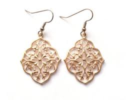 filigree earrings filigree earrings etsy