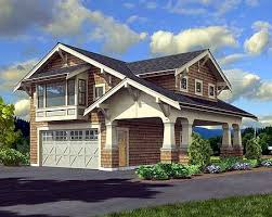 Garage Apartments Plans Plan 23484jd Craftsman Garage Apartment Carriage House Plans