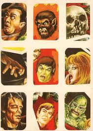 Halloween Monster List Classic Halloween Monsters List Image Mag