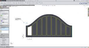 solidworks linear pattern using the vary sketch option solidworks uk elite reseller cadtek