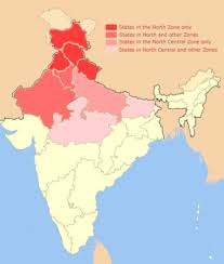 North India Map by Why Is The Southern Part Of South Asia More Developed Than The