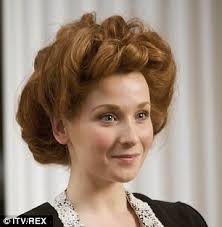mr selfridge hairstyles mr selfridge what s in store for his girls daily mail online