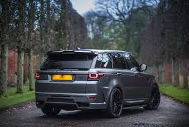 customized range rover interior range rover body kits by aspire design co uk