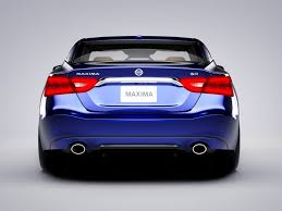 nissan maxima vs ford fusion all new 2016 nissan maxima brings futuristic look to sports sedan
