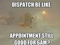 Driving In Snow Meme - slow your roll winter driving tips for truckers alltruckjobs com