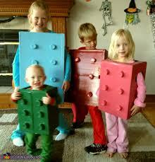 Boys Lego Halloween Costume Homemade Lego Costumes Kids