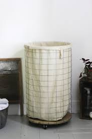 Square Laundry Hamper by Diy Wire Laundry Hamper The Merrythought