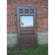 Exterior Pine Doors Pine Beveled Glass Exterior Door