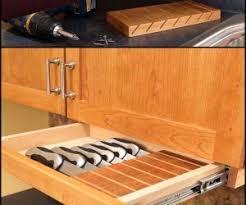 foam cutter knife wall kitchen knife storage le cordon bleu knife