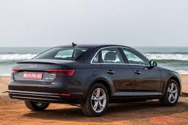 audi price in india audi a4 launched in india with starting price inr 38 1 lakh