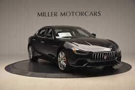 maserati convertible 2018 2018 maserati ghibli sq4 gransport stock w503 for sale near