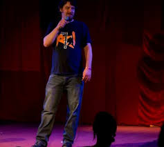 huntsville s homegrown comedy host tom discusses local stand up