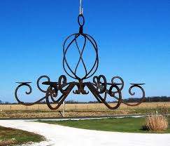 Candle Hanging Chandelier Saint Augustine Outdoor Hanging Chandelier Candelabra