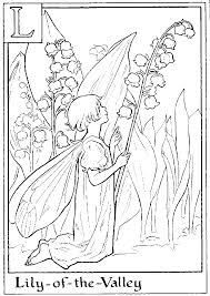 detailed fairy coloring pages getcoloringpages