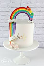 best 25 fondant rainbow ideas on pinterest unicorn birthday