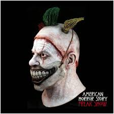 american horror story twisty the clown mask officially licensed