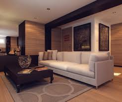 interior futuristic wood interior design with high pallet wooden