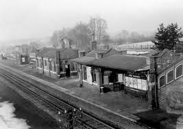 Helmdon railway station