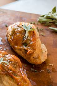 herb roasted turkey breast oh sweet basil