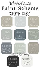Color Combinations With Grey Best 25 Sherwin Williams Color Palette Ideas On Pinterest