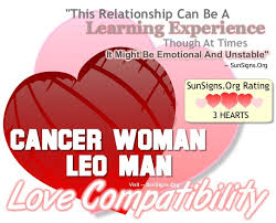 leo man cancer woman in bed cancer woman leo man a learning relationship sun signs
