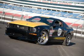 shelby terlingua edition v6 mustang paxton superchargers