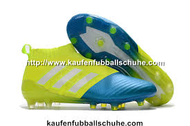 fuãÿballschuhe selbst designen fußballschuhe adidas ace 17 purecontrol fg gelb blau weiß adidas