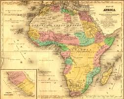 Map Of Nigerian States by Biafra Maps