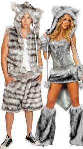 Wolf Halloween Costume Men Bad Wolf Couples Costume Wolf Costume Big Bad Wolf