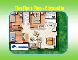 Floor Plan Bungalow by Bungalow Floor Plan Design Philippines Ideasidea