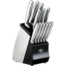 walmart kitchen knives hton forge kobe 12 piece cutlery set with bonus santoku