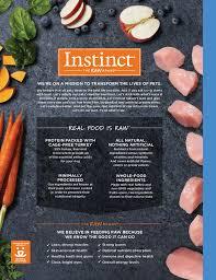 instinct raw frozen patties cage free turkey recipe instinct