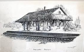 malvern train station chestercountyramblings