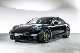 porsche panamera 2016 white exclusive photos 2017 porsche panamera gets huge spoiler simpler