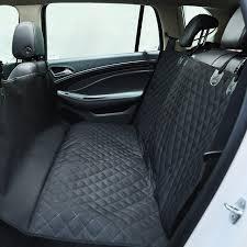 protection siege de voiture voiture siège de compagnie couvre étanche arrière banquette oxford