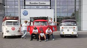 volkswagen classic van wallpaper vw bus convoy road trips 12 500 miles from malaysia to germany