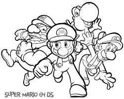 download coloring pages mario coloring pages to print free mario