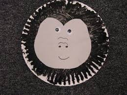 gorilla paper plate craft for preschoolers creativity takes