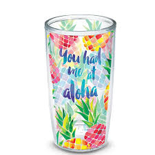 you had me at aloha hawaiian 16oz tervis tumbler islandjay