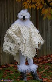 owl costume the snowy owl costume