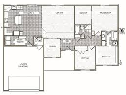 Canterbury Floor Plan by Canterbury Visionary Homes