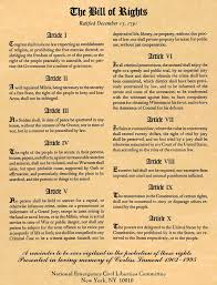 Bill Of Rights Worksheet Answers Breaking The Bill Of Rights By Knowles Ted Ed