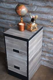 4 Drawer Wood File Cabinets For The Home by Best 25 Filing Cabinet Makeovers Ideas On Pinterest File