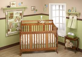 ten piece crib bedding sets unisex