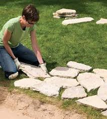 Stone Patio Diy by Would Love This If My Backyard Was Big Enough Backyard And