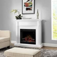 Electric Fireplace With Mantel Electric Fireplace Mantel Packages Foter