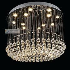 Hanging Chandelier Light Fixture Crystal Pendant Chandelier Gabor Floating Crystal Pendant